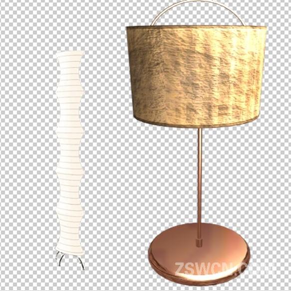 素材下载 psd后期素材下载 室内效果图psd后期素材 灯饰 灯具 > 后期