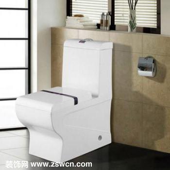 我想在家里的卫生间安装一个坐式马桶,现在买一个普通图片