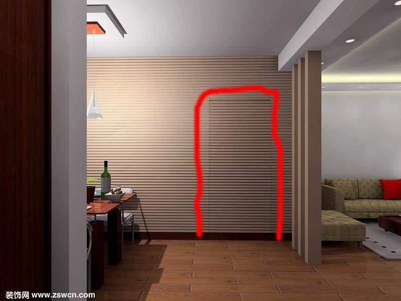 问下家庭装修中 什么是暗门? 暗门设计要注意哪些事项