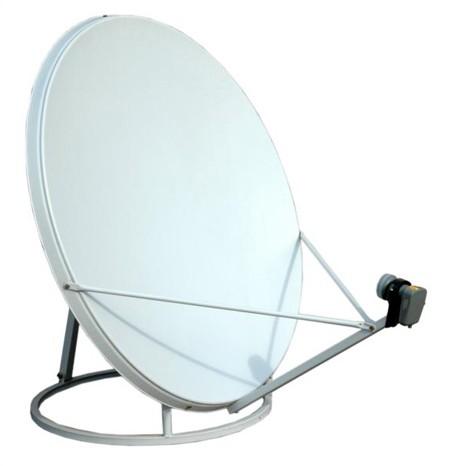 小锅卫星天线接收器