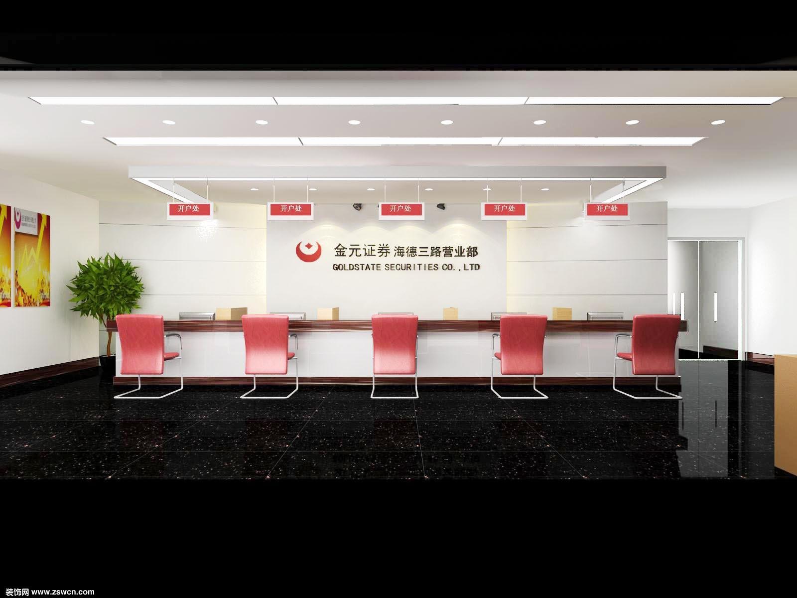 深圳办公室装修,深圳前台背景墙装修效果图 总经理办公室效果图