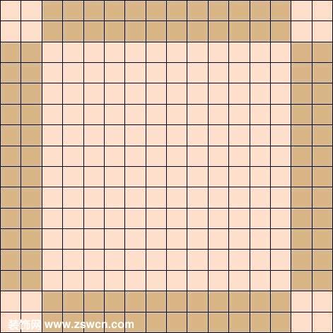 室外广场砖3d材质贴图 方格广场砖拼花贴图素材下载