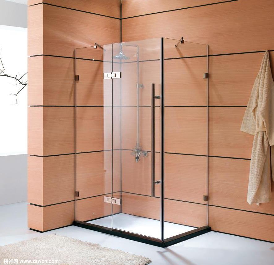淋浴房最小尺寸是多少?简易淋浴房价格是多少?