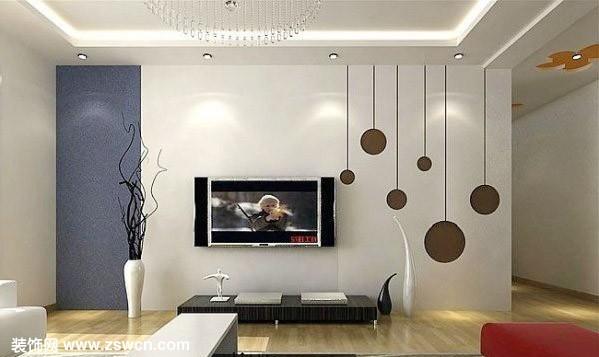 2013电视背景墙图片 客厅电视背景墙图片