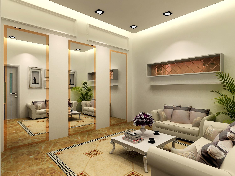 欧式大卖场专卖店空间设计效果图 - 商业空间装修设计