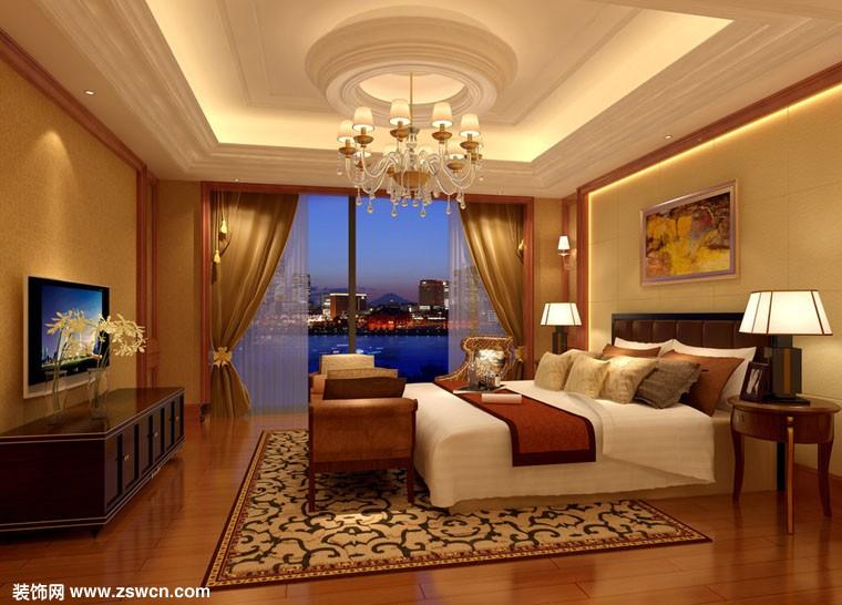 小型卧室设计效果图  小卧室设计效果图  卧室装潢设计效果图  卧室