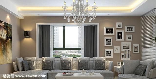 錦欣: 乳膠漆的顏色分為非彩色和彩色,非彩色是指黑色、白色和這兩者之間深淺不同的灰色。彩色系列是指除了白黑系列以外的各種顏色,如紅、 橙、黃、綠、青、紫等。 用各種顏色可以調出各種情調的,比如: 輕快玲瓏色調 :客廳為柔和的粉紅色。地毯、燈罩、窗簾用紅加白色調,家具白色,房間局部點綴淡藍、有浪溫氣氛。 典雅優美色調:中心色為玫瑰色和淡紫色,地毯用淺玫瑰色,沙發用比地毯濃一些的玫瑰色,窗簾可選淡紫印花的,燈罩和燈桿用玫瑰色或紫色,放一些綠色的*墊和盆栽植物點綴,墻和家具用灰白色,可取得雅致優美的效果。 華麗