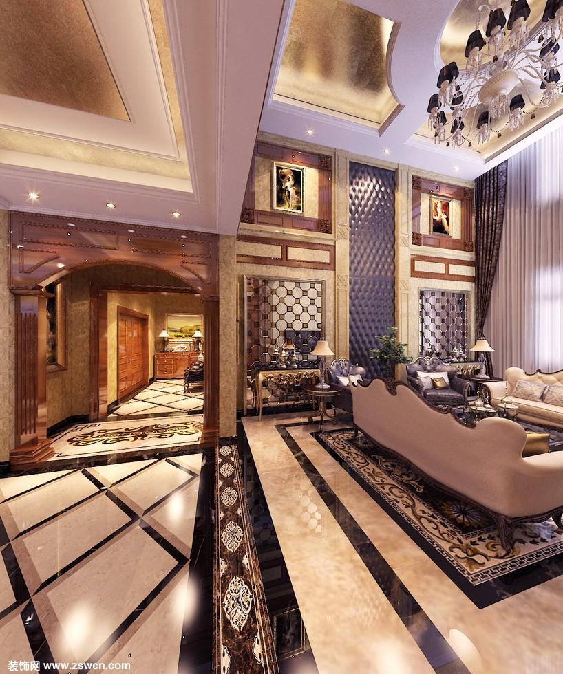 古典美 古典欧式装修风格
