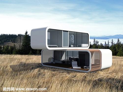 房子再小也要追求幸福 给你一个模块化的家