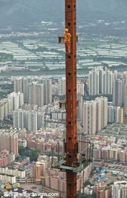深圳最高楼正野蛮生长