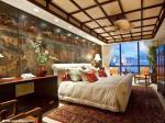 中式卧房的魅力