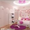 儿童房装修设计效果图 儿童房内墙装修最佳材料