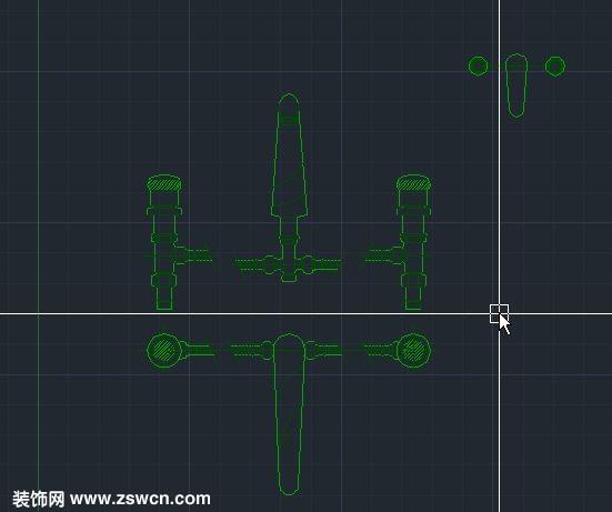 圆形浴缸立面cad_cad立面图 CAD素材下载 - 中国装饰网 装修网 家居装饰装修