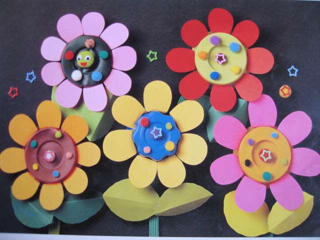 幼儿园墙面布置8张效果