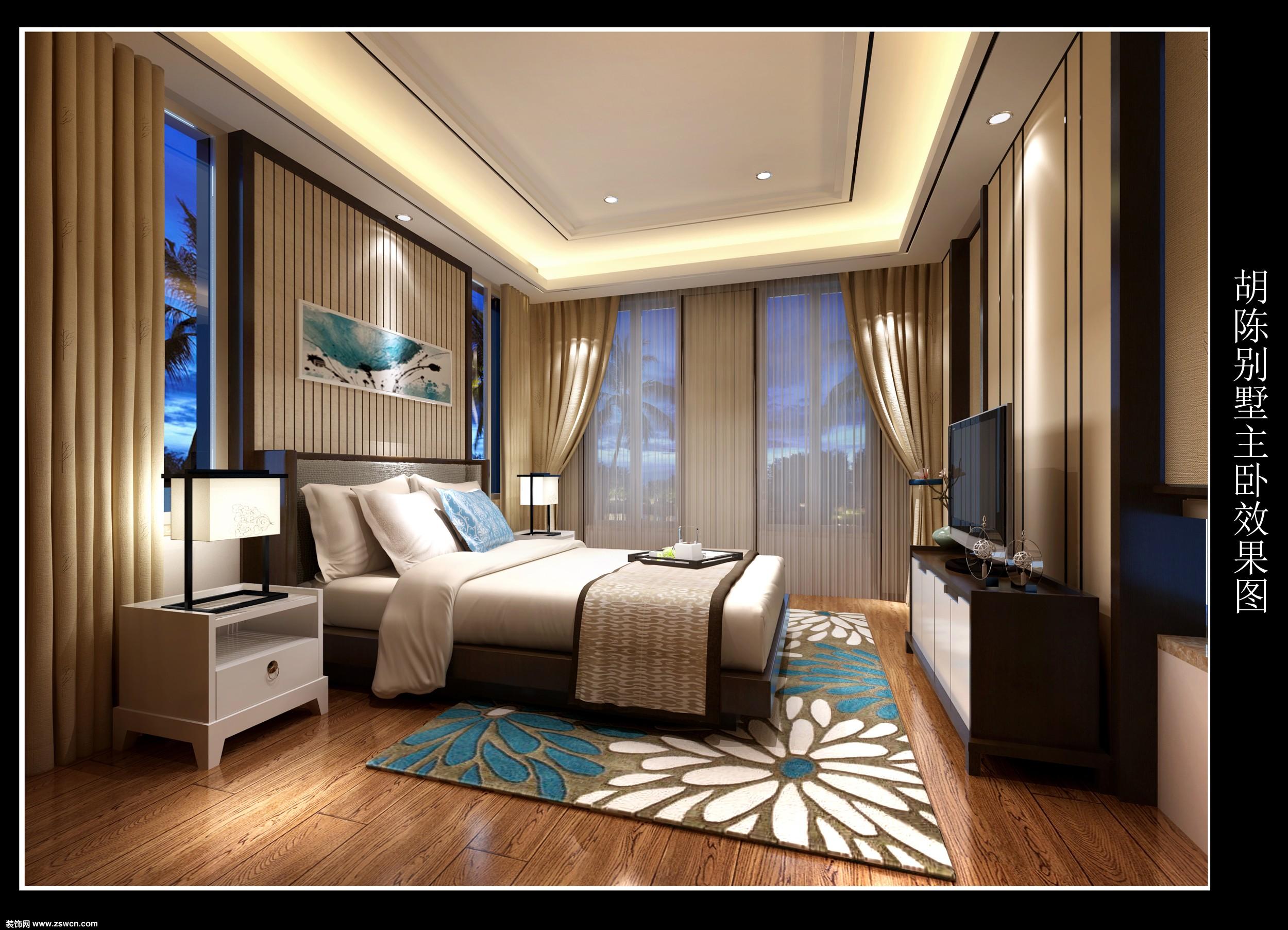 背景墙 房间 家居 起居室 设计 卧室 卧室装修 现代 装修 2500_1804