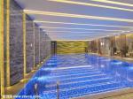 泰安万达嘉华酒店 游泳池、美容美发室、健身房效果图
