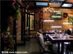 【品筑最新力作】三经街鲜虾宴休闲主题餐厅实景照片震撼来袭