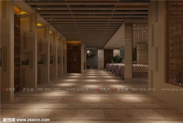 【品筑最新动态】营口天木香养生沐浴馆项目设计施工进行中