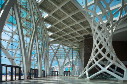 昆明滇池会展中心 全国单体建筑面积最大城市综合体