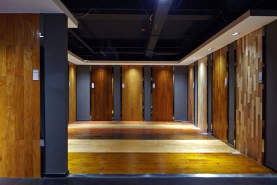 地板——国产多层实木地板或者进口实木复合地板