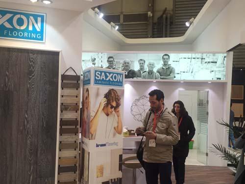 众多欧洲原装进口地板参加2016上海地材展