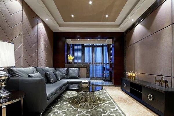 王五平---深圳曼海宁酒店式公寓 - 定装修设计方案
