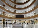 武汉中心医院装修效果图 医院设计效果图