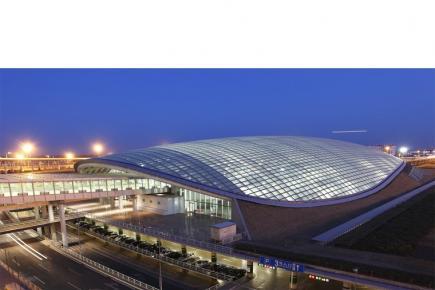 北京首都国际机场装修设计效果图