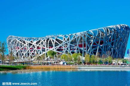 公共场馆装修案例 北京鸟巢图片