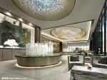 地产精品设计案例 喜之郎梅州锦绣国际售楼处 装修设计效果图