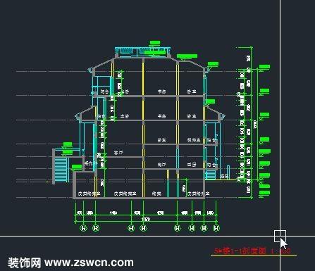 农村自建房设计图 农村自建房效果图 整套cad施工图
