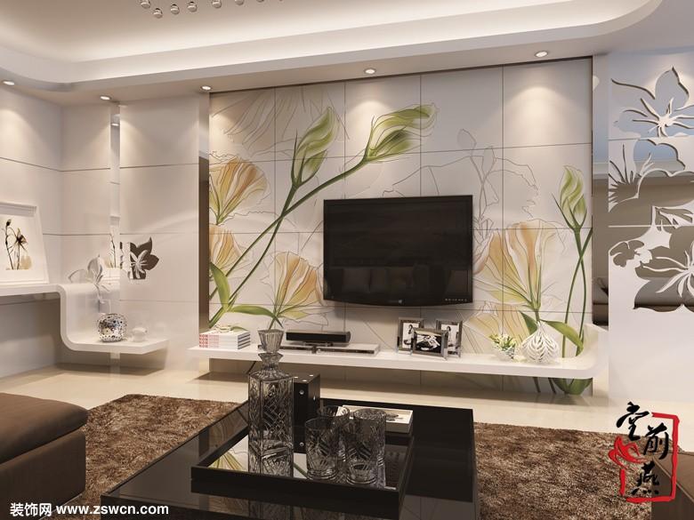 电视背景墙代理加盟,瓷砖背景墙经销开店