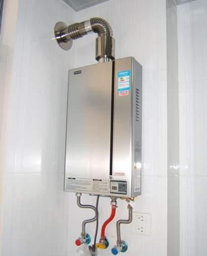 天然气热水器 安装使用都需要格外注意安全问题图片