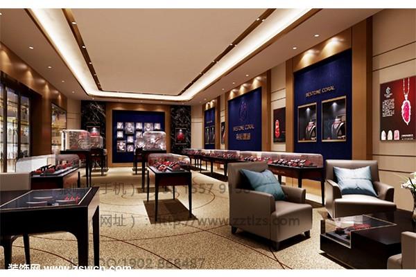 郑州珠宝店装修设计师的建议