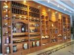 烟酒展柜做到最好的烟酒展柜设计完成烟酒展柜的伟大使命促进烟酒店的生意兴隆财源滚滚