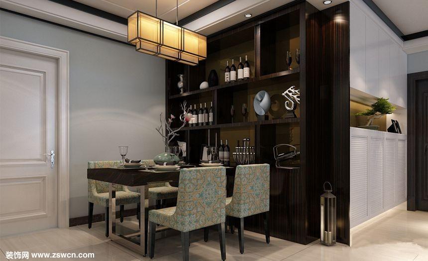 新中式风格-【十三所】-现代中式之家-石家庄实创装饰