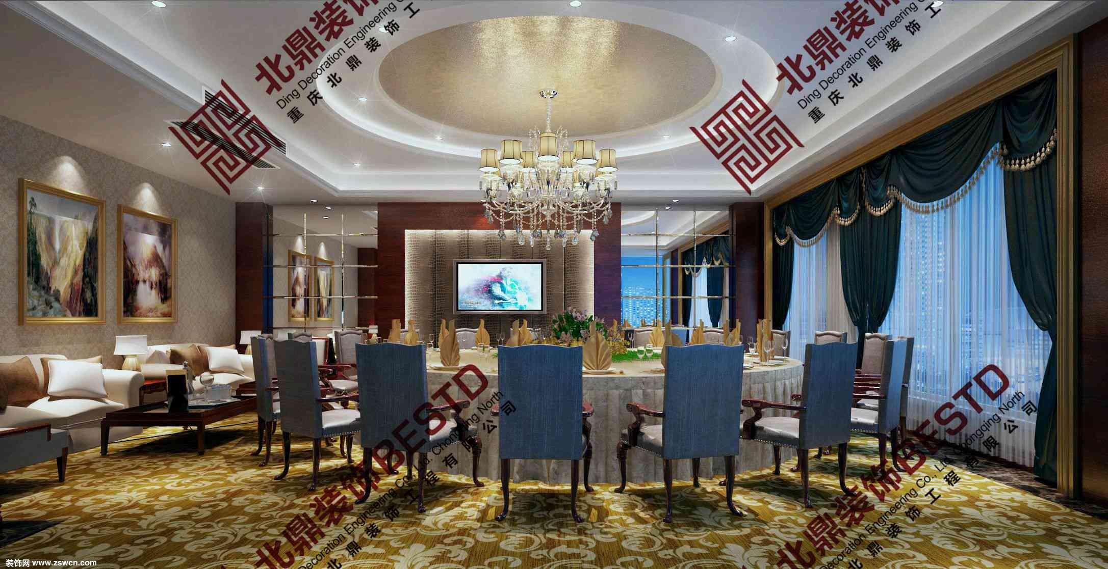 重庆酒店装修