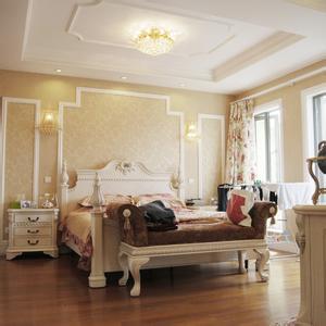 欧式风格软装搭配技巧:1,家具颜色