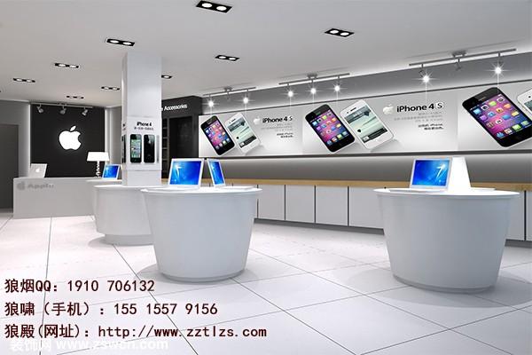 手机店装修设计效果图