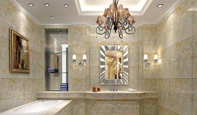 卫浴瓷砖如何选?防滑排在第一位!