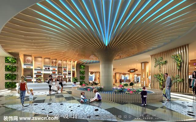 内蒙古城市综合体设计可参考广东天霸设计项目设计效果图:河北嘉和众美商城