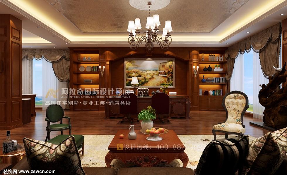 王正东——阿拉奇祁家湾会所设计