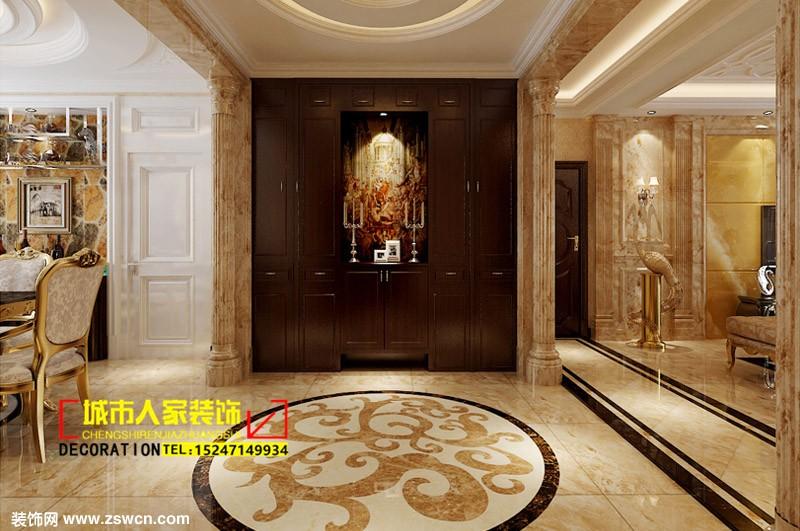 石膏欧式门造型