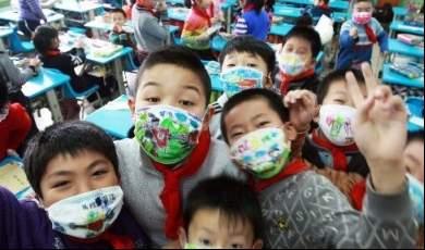 做孩子的保护伞 治理雾霾 我们责无旁贷