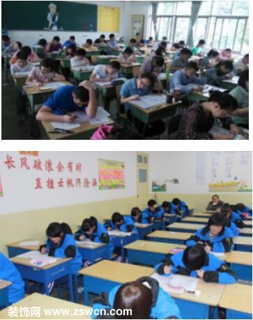 学生雾霾天在操场考试 孩子的利益要靠谁去保障?