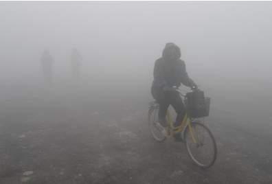 雾霾来袭,穹顶之下不忘初心的信仰