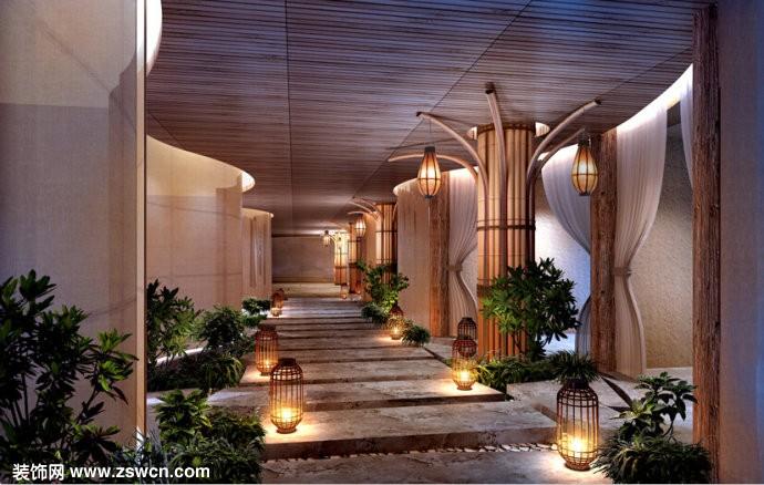 酒店设计空间与色彩的搭配碰撞出怎样的火花