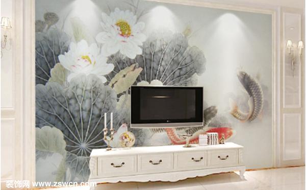 室内装修墙绘