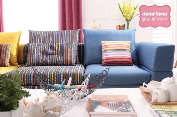 更色更彩 2017最新流行布艺沙发图片抢先看