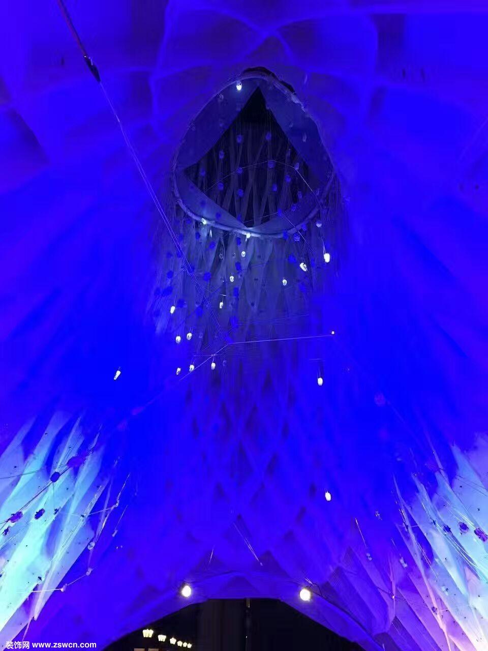 优威斯特透光板携手万达商业规划院总建筑师陈海亮 共创惊艳,如梦似幻上海思南公馆